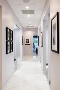 Bunker Hill Dentistry Hallway