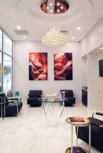 Bunker Hill Dentistry Reception Room