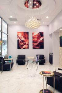 Bunker Hill Dentistry Reception Room
