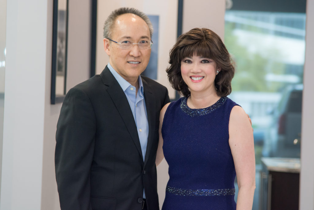 Dr. Le and Ann Le