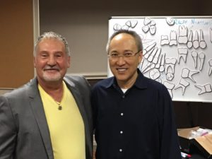 Dr. Le and Dr. Ralf Nicassio