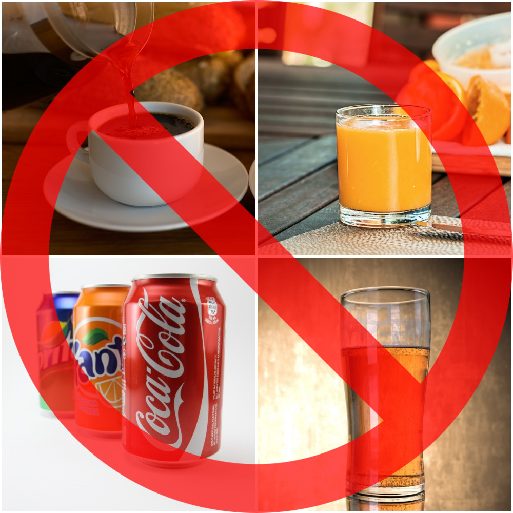 Drinks to avoid while wearing Invisalign aligners