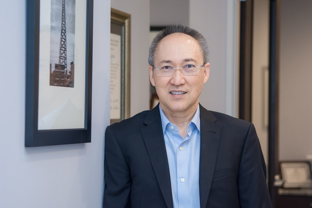 Dr. Tri M Le, DDS at Bunker Hill Dentistry office